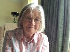 Margaret Hockney's analogue hearing aids