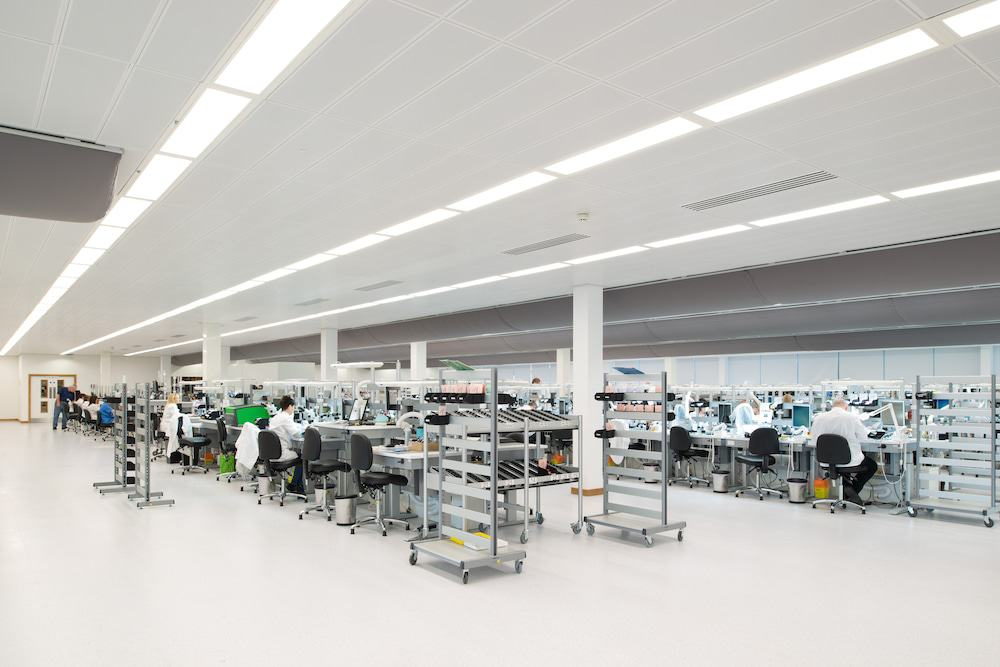 Inside the Phonak Lab