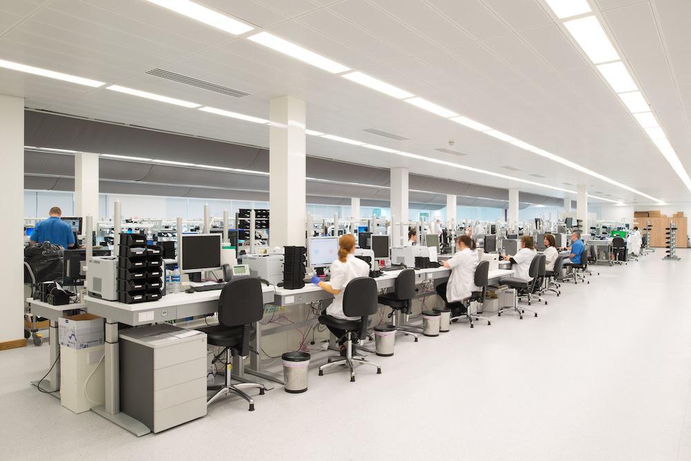 Inside the Phonak Lab